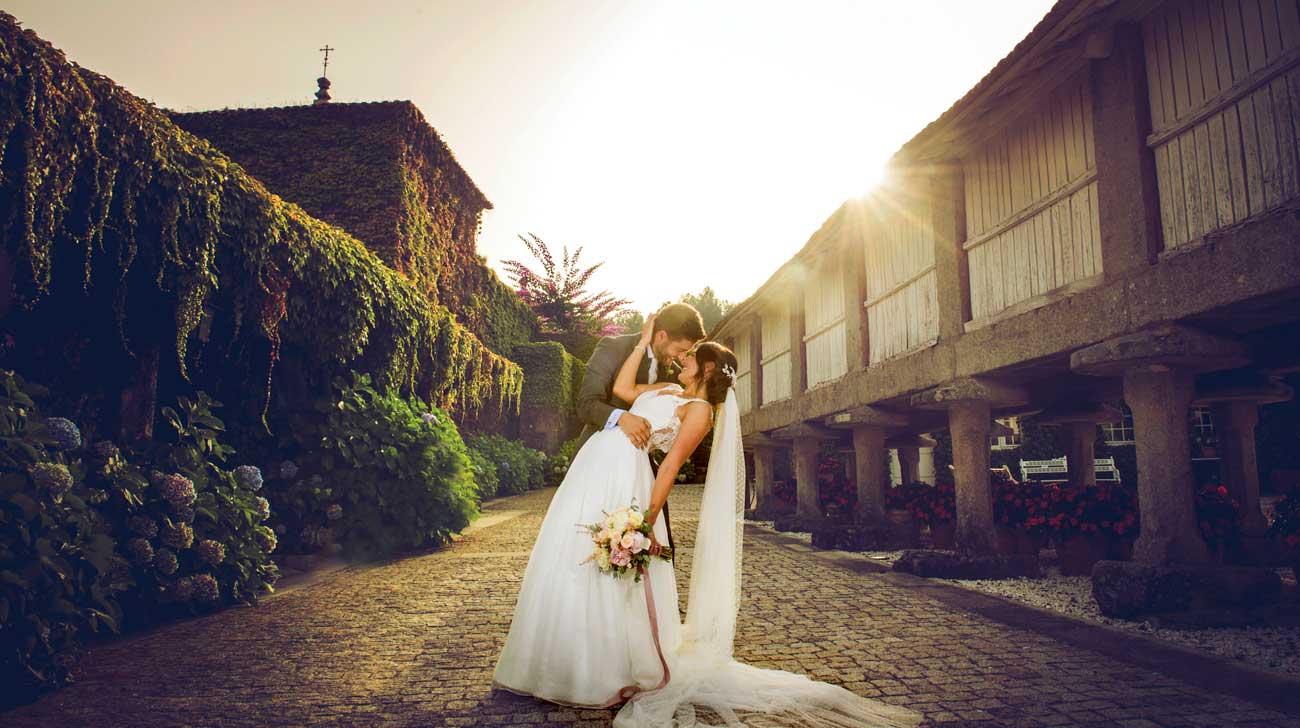 Foto boda Exterior Galicia